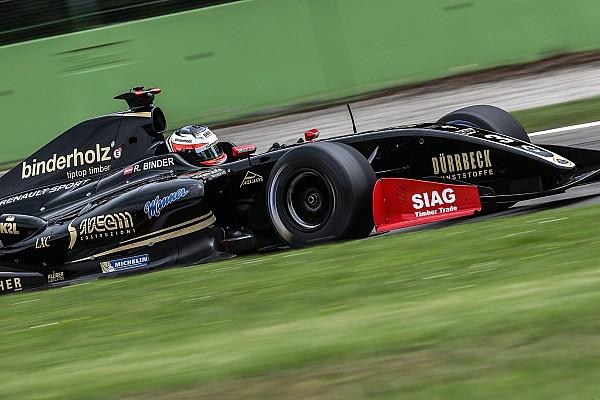 Formula V8 3.5 Monza F3.5: Binder inherits win after Nissany penalty