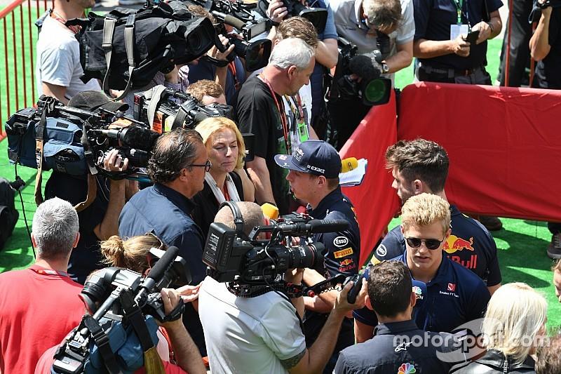 """Verstappen: """"El año pasado fue muy bonito, pero quiero ganar más"""""""