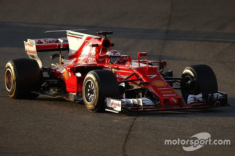 Formel 1 2017: Hat Ferrari beim F1-Test schon alles gezeigt?