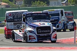 Lacko takes another Misano European Trucks hat-trick