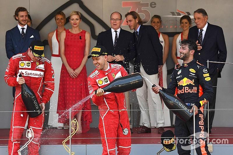 Гран Прі Монако: Феттель та Райкконен приносять дубль Ferrari