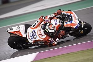 MotoGP Résumé d'essais libres Lorenzo :