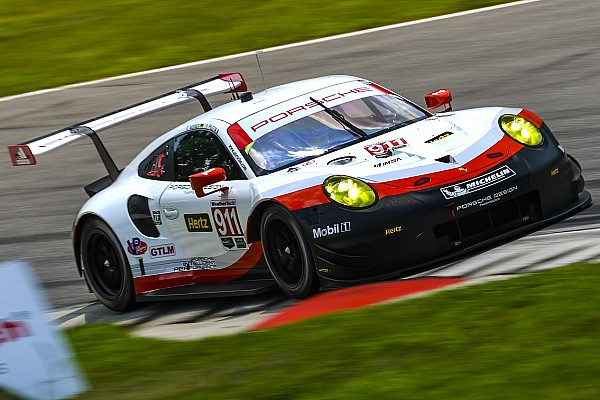 Lime Rock IMSA: Werner and Pilet lead dominant Porsche 1-2