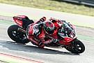 WSBK Ducati, Melandri: