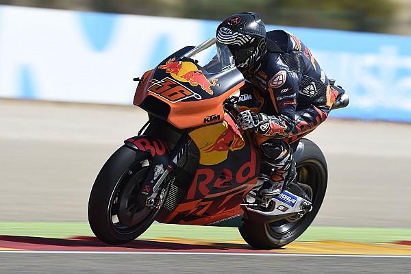 La KTM offre un'altra chance a Mika Kallio: correrà anche a Valencia