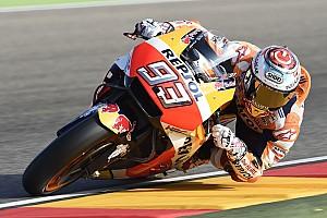 MotoGP Rennbericht MotoGP 2017 Aragon: Marc Marquez triumphiert vor Dani Pedrosa