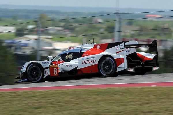 Toyota: Chancen auf den Titel in der WEC-Saison 2017 sehr gering