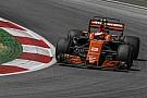 Vandoorne'un köşesi: McLaren ilk defa ilk 10 hızına sahipti