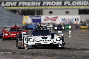 IMSA Race report Sebring 12h: Hr 5 – Action Express keep Taylor car at a distance