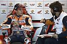 MotoGP Marquez waspadai kecepatan Dovizioso