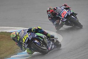 MotoGP Важливі новини Россі: Через нестачу темпу у нас виникають проблеми