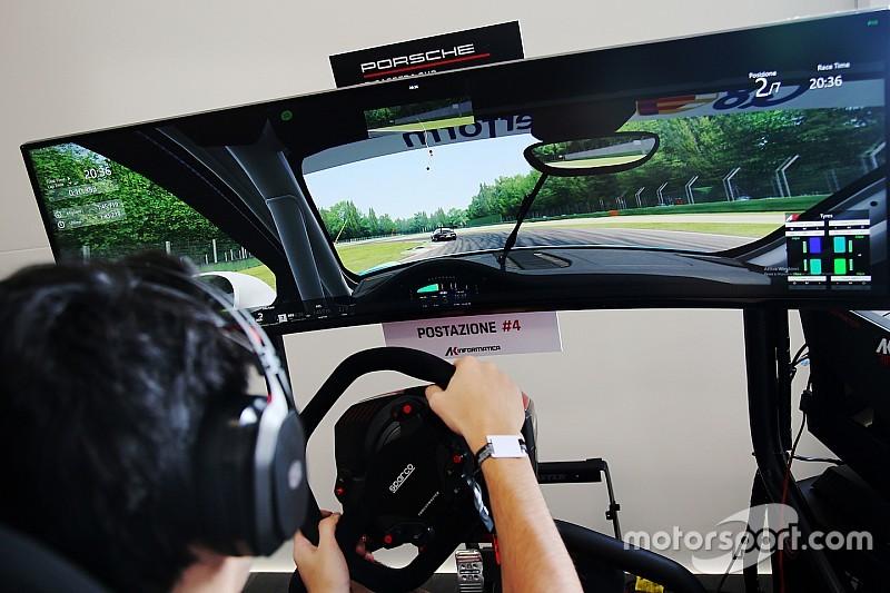 Porsche e-Carrera Cup Italia, a Bonito la gara online di Monza