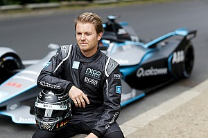 Fórmula E Galería VIDEO: Nico Rosberg a bordo del Gen2 Fórmula E