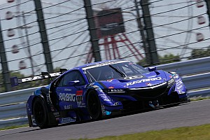 鈴鹿モースポフェスでスーパーGTデモレース決定。GT500は6台が走行