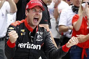 Will Power gana las 500 Millas de Indianápolis 2018