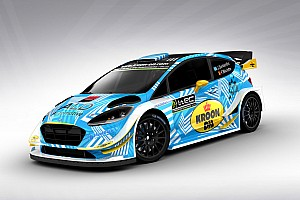 WRC Breaking news M-Sport signs Serderidis for two WRC rounds