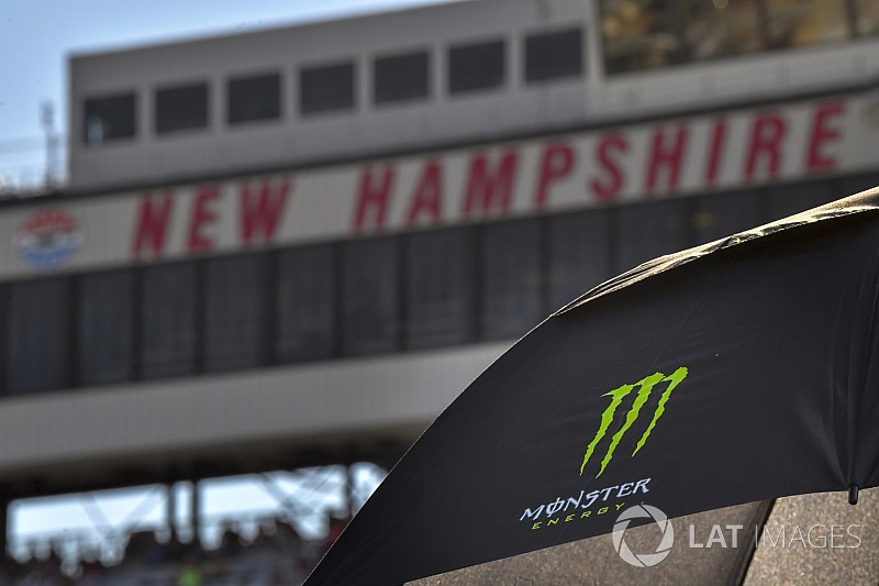 Start of Sunday's Cup race at New Hampshire moved up an hour