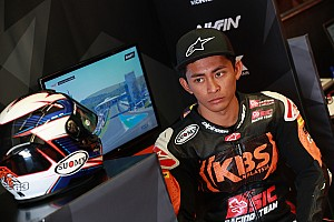 Moto2 Breaking news Zulfahmi Khairuddin tinggalkan SIC Racing Team