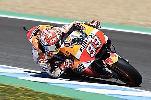 MotoGP Trainingsbericht MotoGP Le Mans: Marc Marquez im FP1 vorn, Yamaha stark