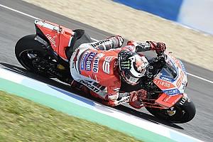 MotoGP Preview Lorenzo vuole cancellare Jerez:
