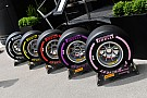 Pirelli overweegt namen van F1-compounds te vereenvoudigen