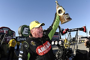 NHRA Race report McMillen scores first NHRA Top Fuel victory in Las Vegas