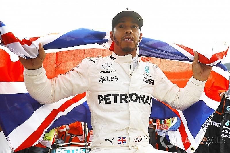 Autosport年度颁奖:汉密尔顿笑纳两项大奖