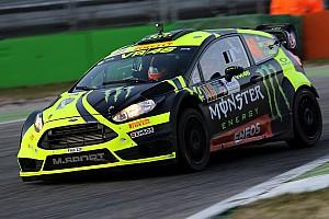 Rossi enam kali beruntun juarai Monza Rally Show