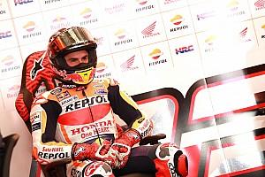 Márquez pénalisé, il partira de la 4e place