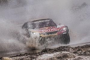 Dakar ステージレポート ダカール8日目:土曜日大ブレーキのペテランセルがステージ首位