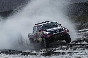 Dakar Tappa Dakar, Auto, Tappa 13: ancora Al-Attiyah. Sainz a un passo dalla gloria