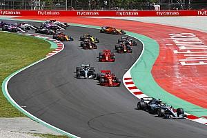 La F1 envisage des