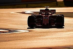 Fórmula 1 Galería Las mejores fotos de la sexta jornada de test de F1 2018