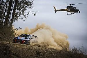 WRC Galería Las imágenes más espectaculares del adiós del WRC a la temporada 2017