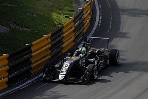 F3 Qualifying report Macau GP: Eriksson snatches pole from Norris by 0.024s