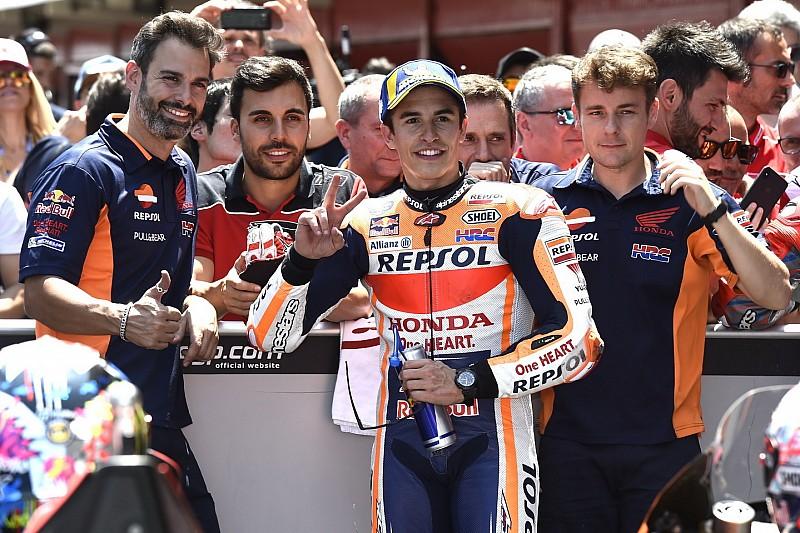 Mondiale MotoGP 2018: Marquez a +27 su Valentino, i due ducatisti a -49