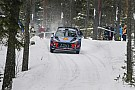 WRC Sweden WRC: Neuville holds narrow lead over Breen