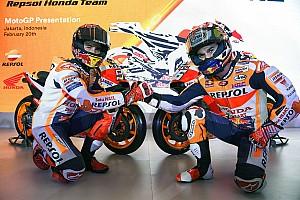 GALERÍA: La nueva Honda para MotoGP