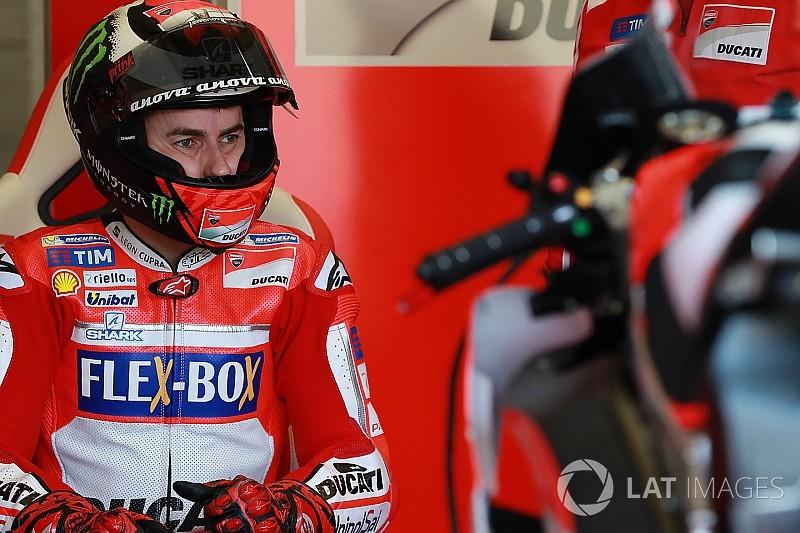 Лоренсо сменил тренера на бывшего гонщика Moto2