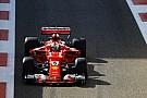 F1 アブダビGP:FP1はベッテルが首位も、トップ3は僅差で三つ巴の様相