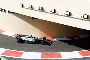 Hamilton domina la FP3 y Alonso es 'el primero del resto' en Abu Dhabi