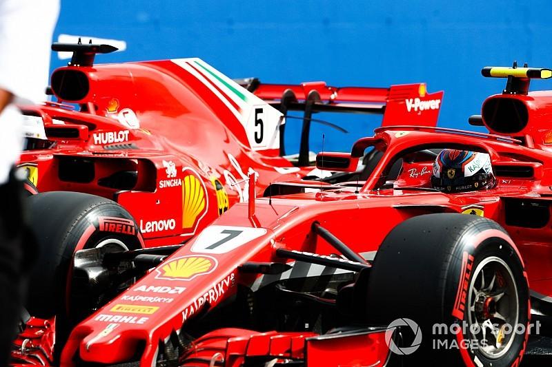 Ferrari сделала ставку на SuperSoft для Гран При Японии