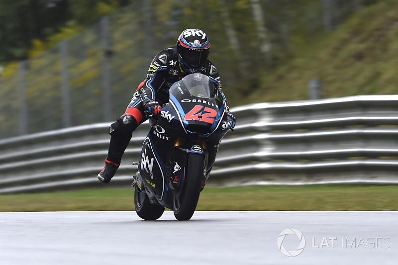 Bagnaia supera Oliveira e volta à liderança da Moto2