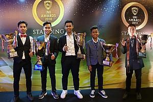 Lima pembalap Yamaha borong IMI Awards 2018