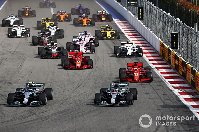Formule 1 gebruikt 'inhaalsimulator' voor meer spektakel