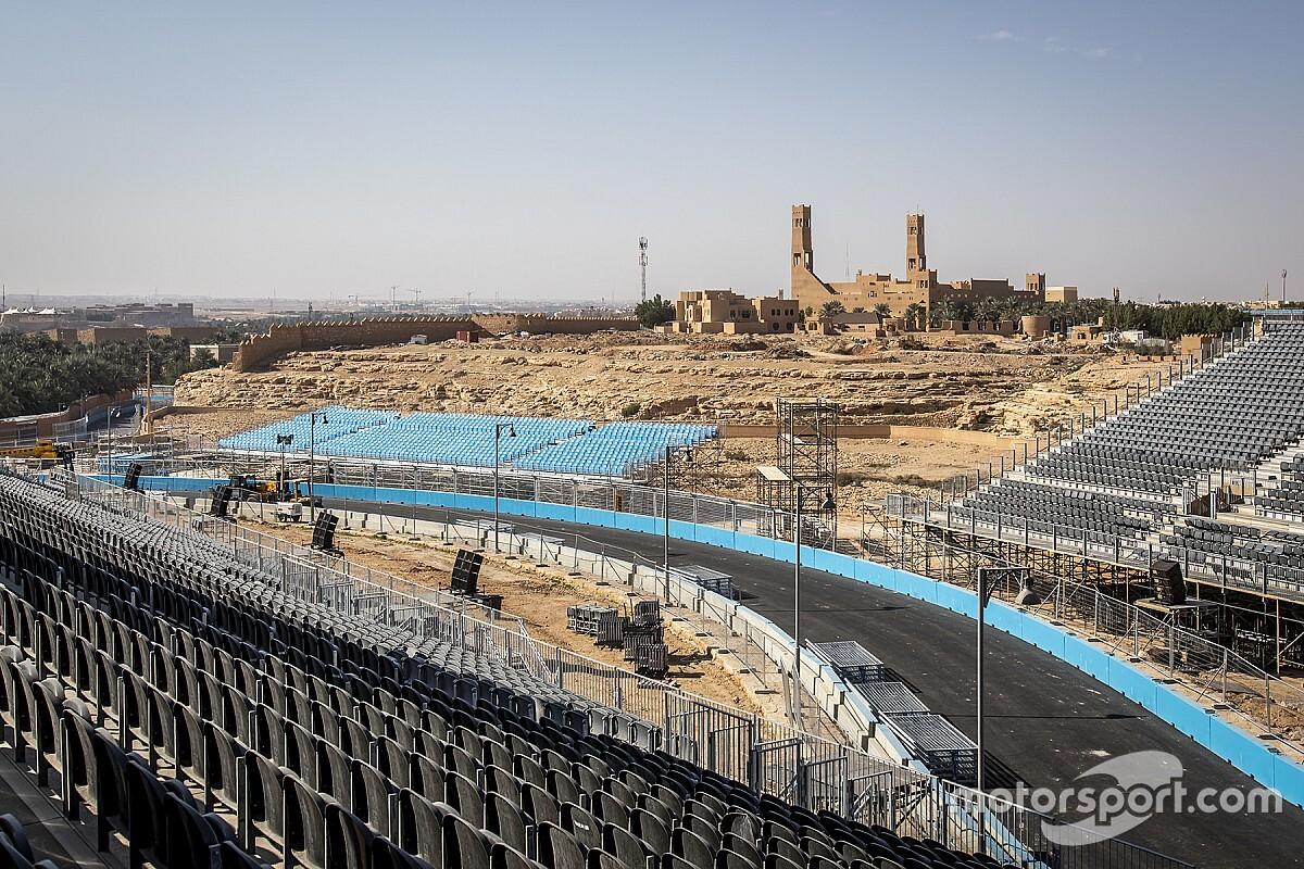 Anzeige: Der Auftakt der Formel-E-Saison 2018/19 in Riad