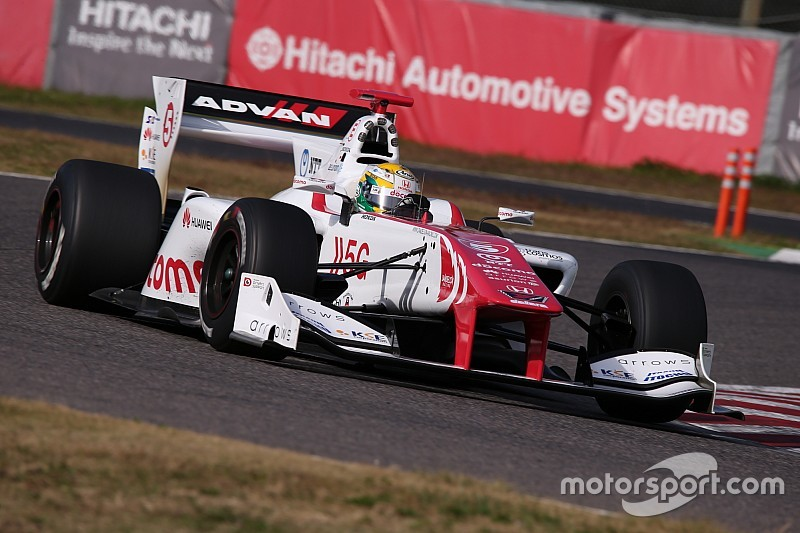 Super Formula champion Yamamoto explains team switch