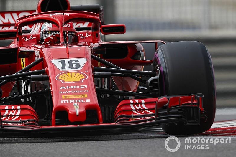 Tes F1 Abu Dhabi: Leclerc pimpin pagi hari kedua