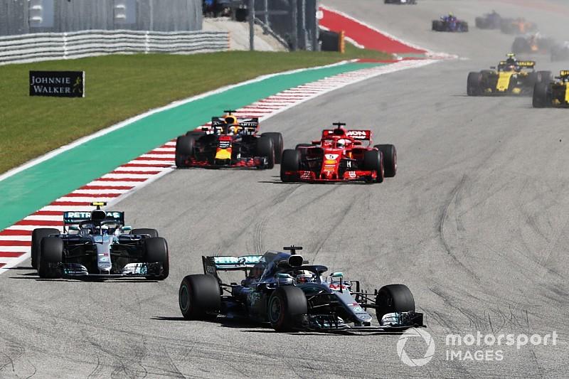 Lo que falta a la F1 para ser la mejor categoría de la historia, según Hamilton