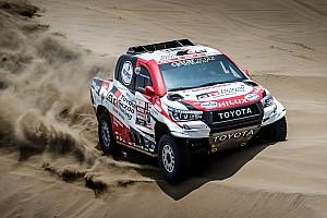 Alonso Daytonából üzent: ki akarja próbálni Al-Attiyah Dakar-kocsiját